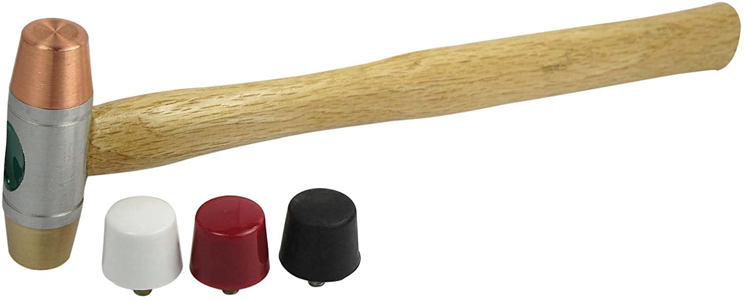 "SE 5-IN-1 9"" Dual Interchangeable Hammer - 8355HH 61NlwImtnRL"