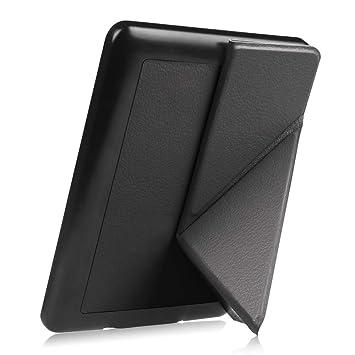 Fintie Origami Funda para Kindle Paperwhite - Carcasa de Cuero Sintético Función de Soporte y Auto-Reposo/Activación (No se Adapta a 10.ª generación ...