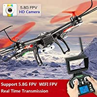 Xiangtat Jjrc V686k Wifi Fpv Headless Mode Rc Quadcopter Drone with Camera