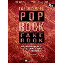 The Ultimate Pop Rock Fake Book