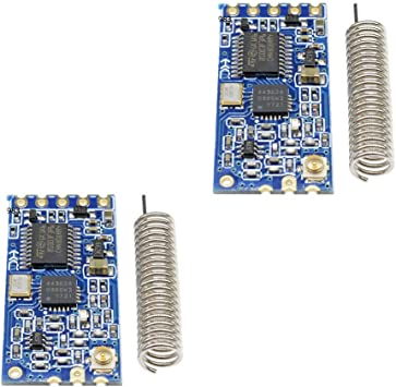 1-10PCS HC-12 433Mhz SI4463 Wireless Serial Port Module 1000m Replace Bluetooth