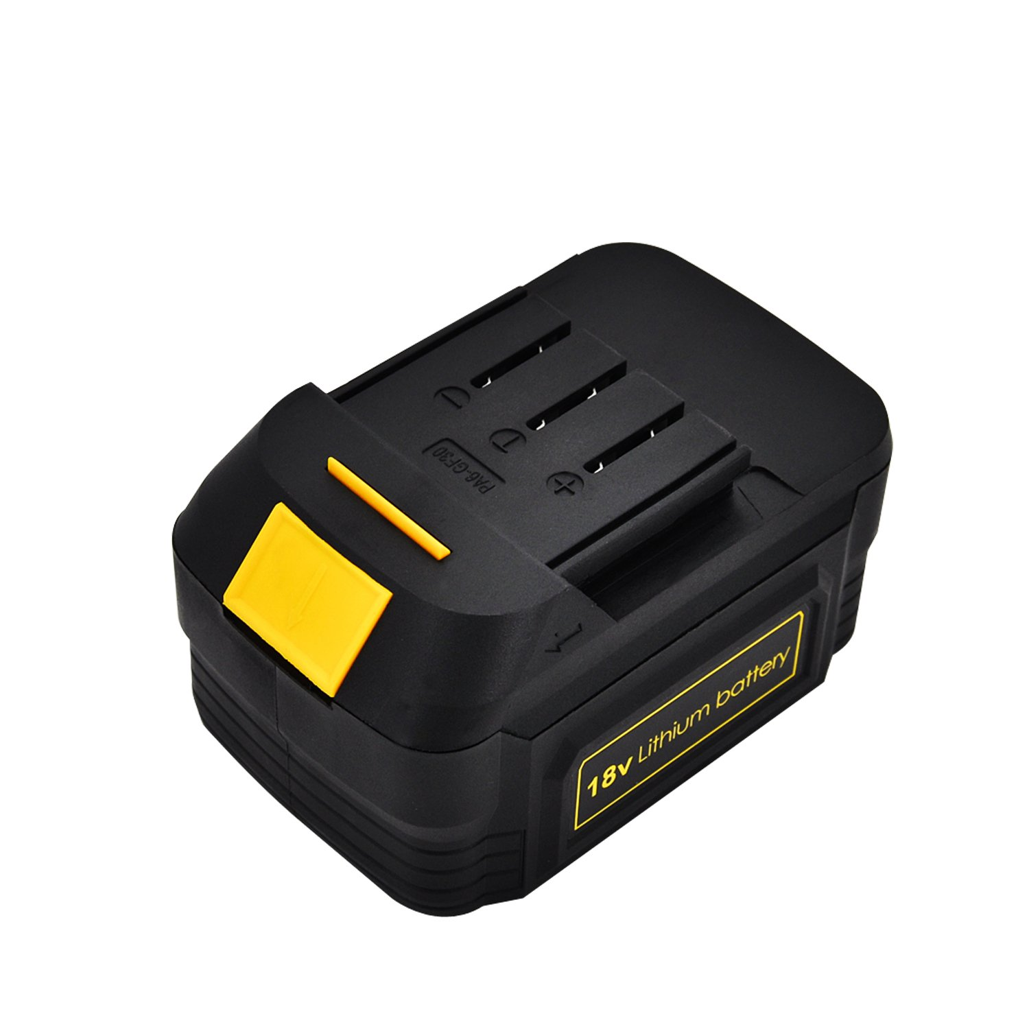 Werktough 3000mAh Replacement Li-on Battery For Cordless Impact Wrench IW03 18V