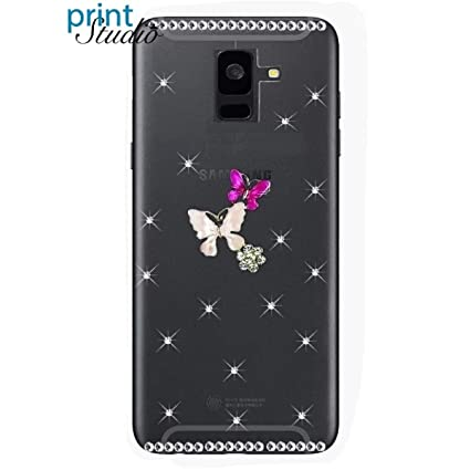 best service 8fbda f9e6a Print Studio Samsung Galaxy J6 Infinity Back Cover for: Amazon.in ...