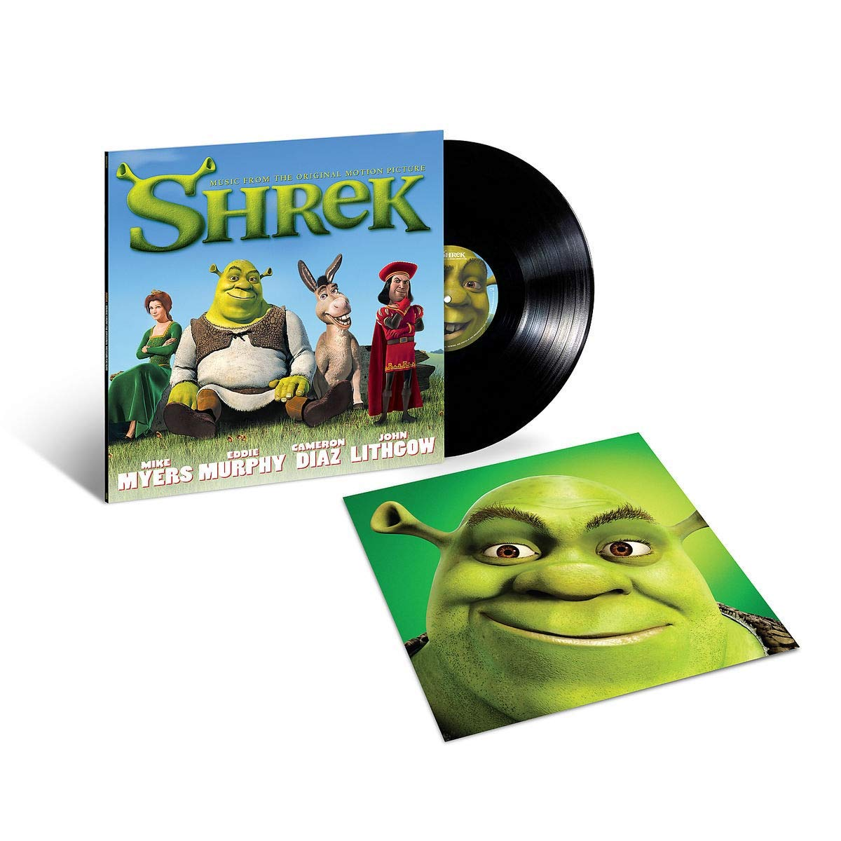 Various Artists Shrek Music From The Original Motion Picture Lp Amazon Com Music