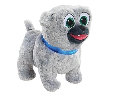 Amazon Com Puppy Dog Pals Just Play Adventure Pals 8 Plush Bingo