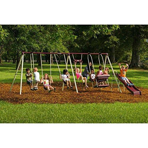 Flexible Flyer Play Park Metal Swing Set by Flexible Flyer (Image #3)