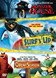 Surf's Up / Monster House / Open Season [Import anglais]