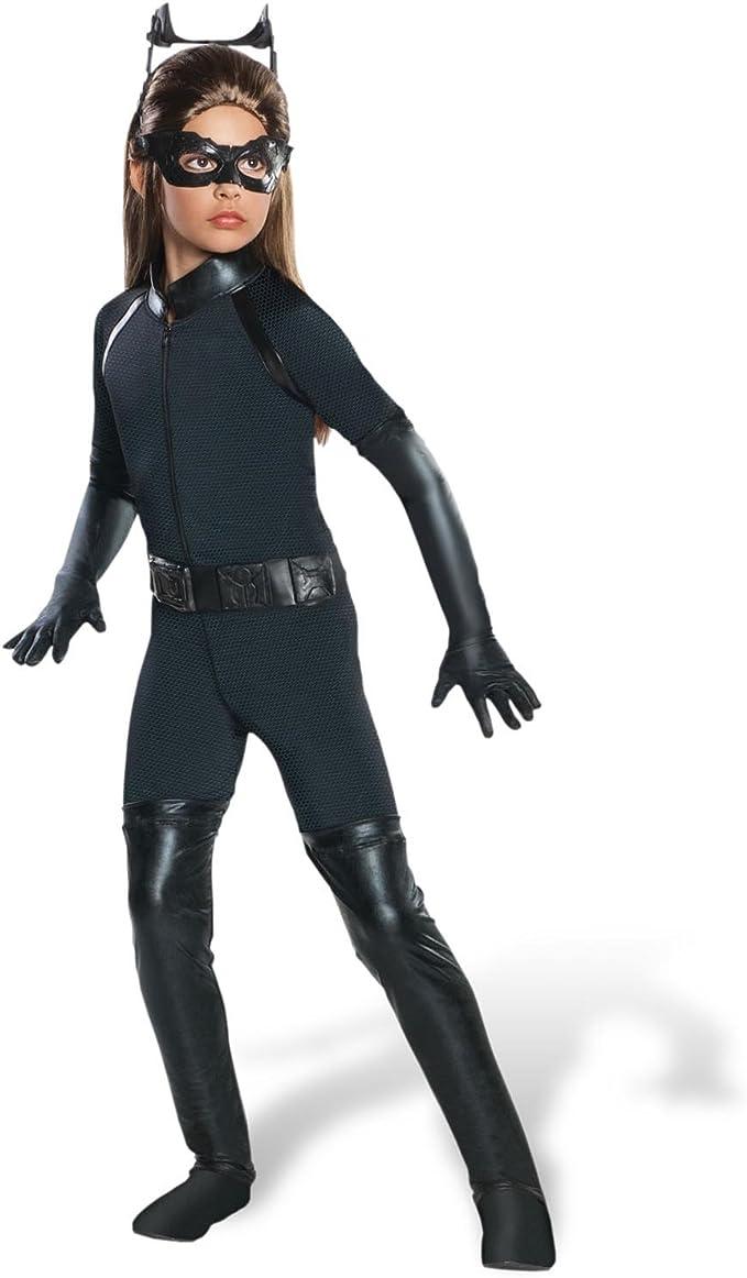 De el caballero oscuro - Catwoman disfraz de para ropa de niños ...