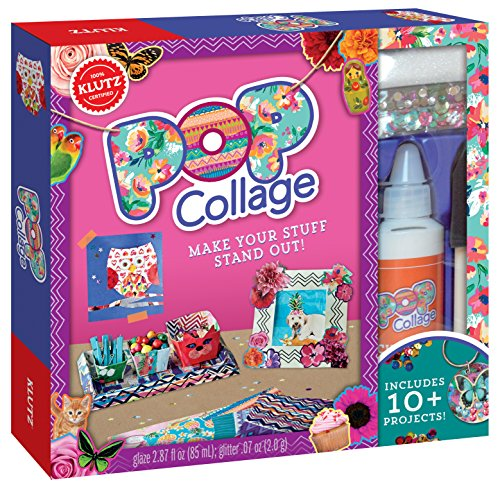 Kit Collage - Klutz Pop Collage: Make Your Stuff Stand Out Craft Kit
