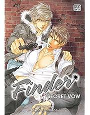 Finder Deluxe Edition: Secret Vow, Vol. 8 (Volume 8)