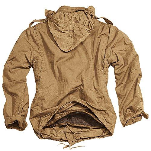 Bonnet S Trooper You Thinsulate On M65 Casquettes Lot Regiment Parka De Beige Veste 4wqCRgw