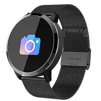 FANZIFAN Reloj Inteligente Smart Watch OLED Pantalla a Color ...