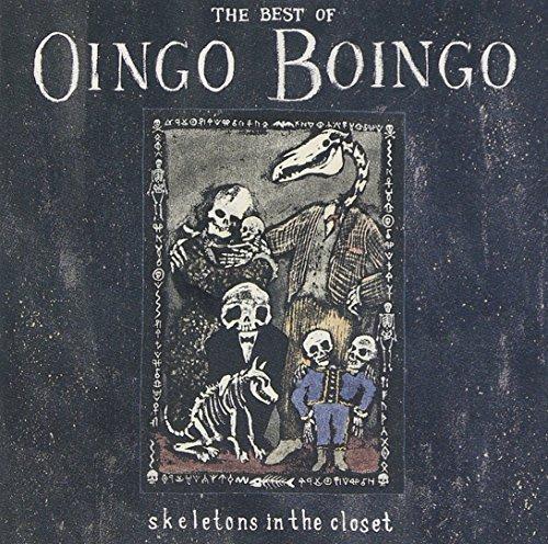 Best Of Oingo Boingo  Skeletons In The Closet By Oingo Boingo  1993 04 20
