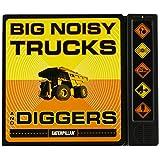 Big Noisy Trucks and Diggers: Caterpillar