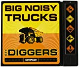 img - for Big Noisy Trucks and Diggers book / textbook / text book