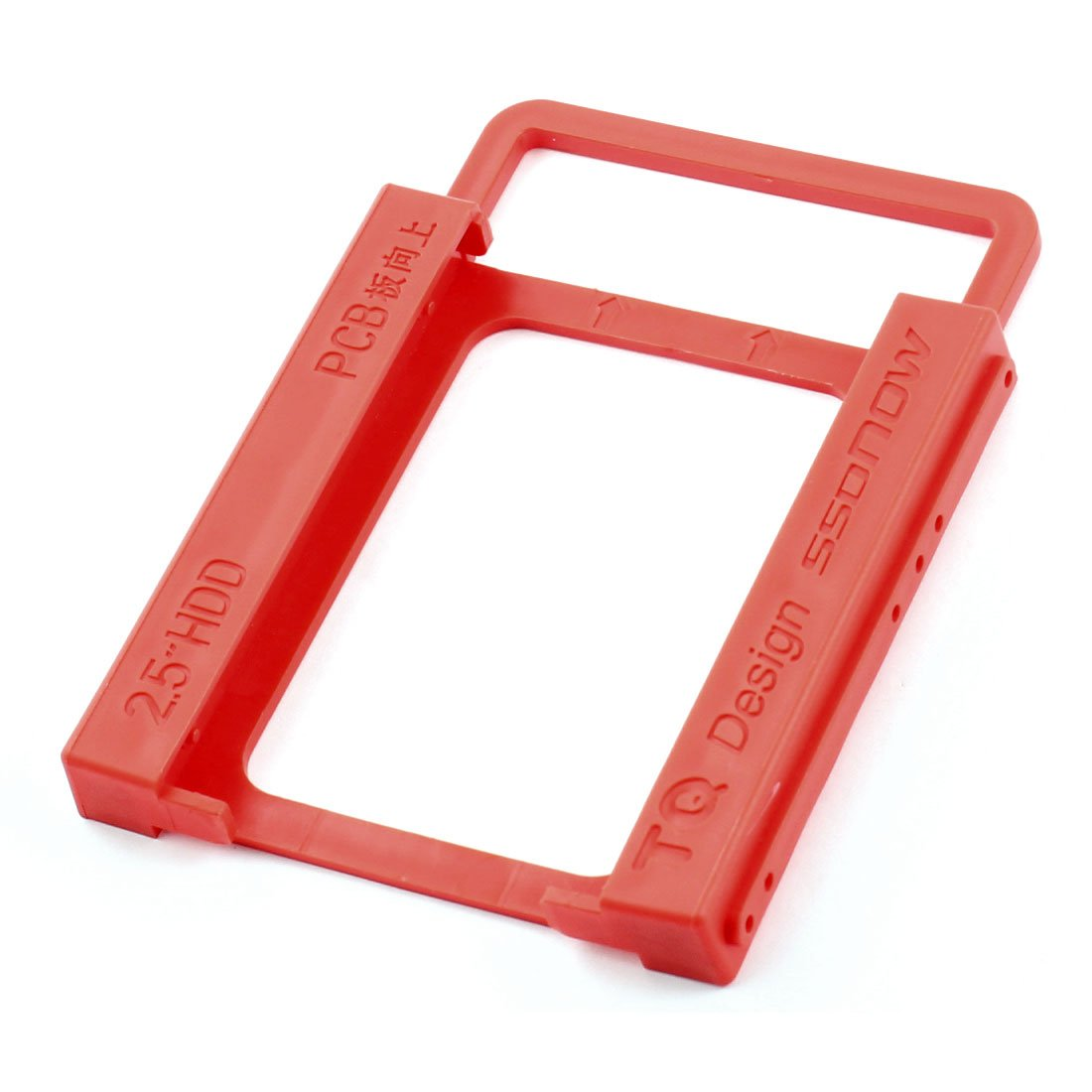 2.5'' to 3.5'' SSD HDD Hard Disk Drive Mounting Bracket Adapter Holder