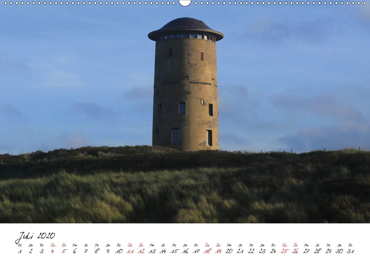 """Domburg Kalender 2020 """"Das Seebad Domburg""""*"""