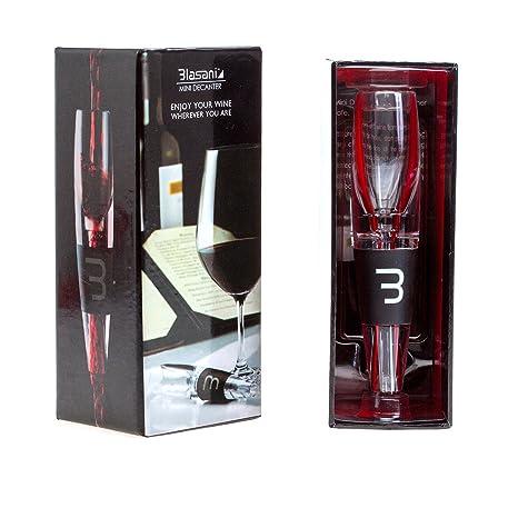 e1e6ac449d77 Amazon.com | BLASANI Mini Decanter Travel High Grade Acrylic ...