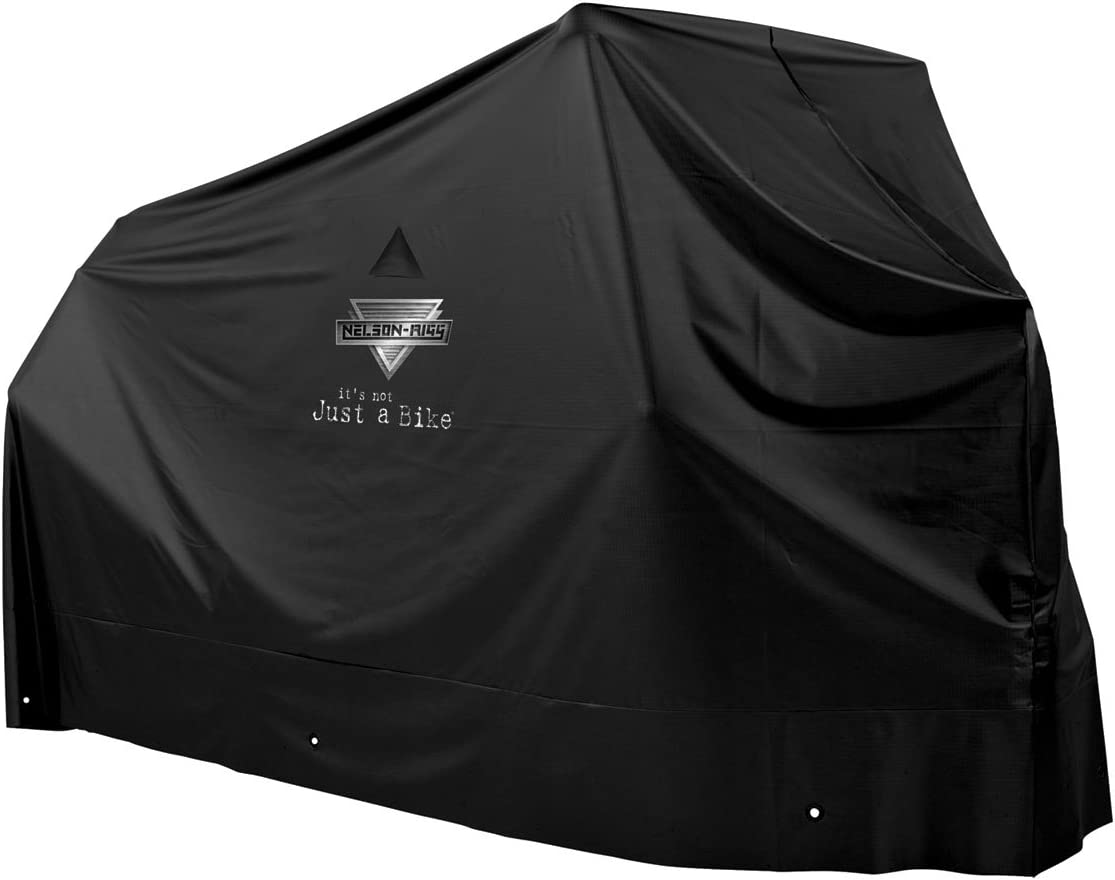 Nelson-Rigg Econo Motorcycle Cover Black, XX-Large