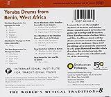 Yoruba Drums From Benin