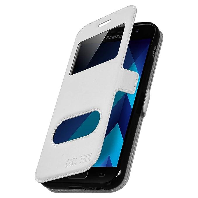 3 opinioni per CEKA TECH® Samsung Galaxy S8 Custodia- Flip Magnetico Portafoglio Style Chiusura