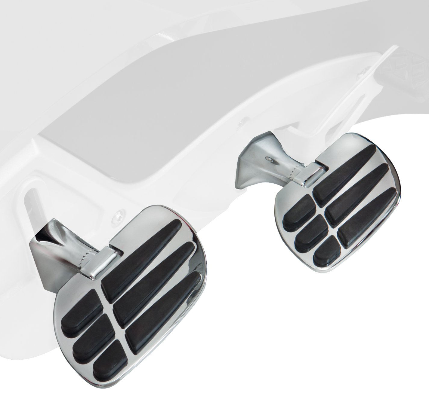 Show Chrome Accessories 41-154 Driver Floorboard System