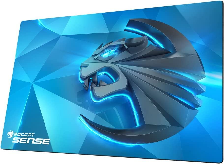 ROCCAT SENSE KINETIC High Precision Gaming Mouse Pad