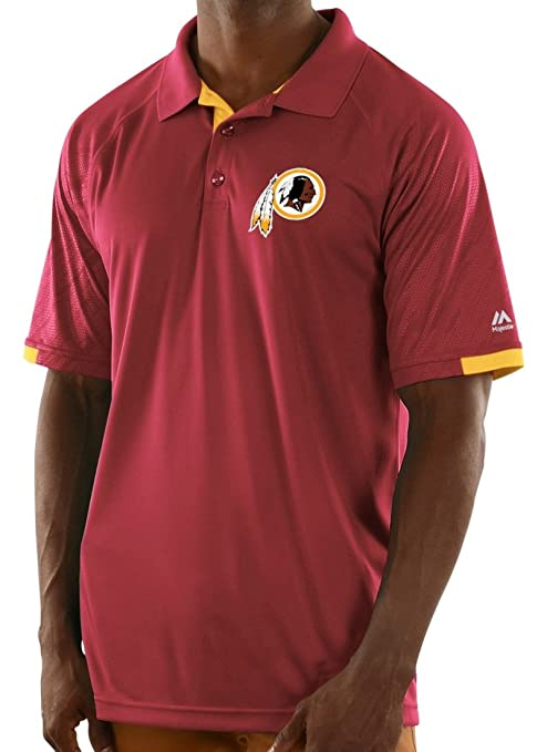 4ef8e3ffa Image Unavailable. Image not available for. Color  Washington Redskins  Majestic NFL ...