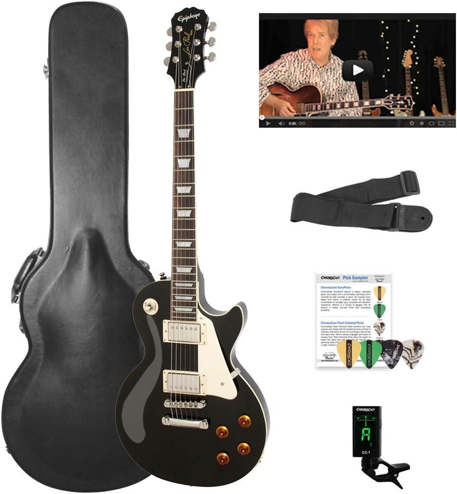 Epiphone Les Paul Estándar guitarra eléctrica Kit con diseño ...