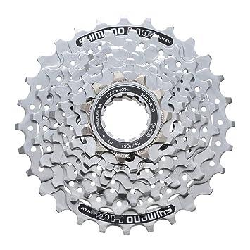 Kassetten, Zahnkränze & Ritzel Radsport Shimano Kassetten-Zahnkranz CS-HG51-Alivio 8-fach-11-32 Zähne