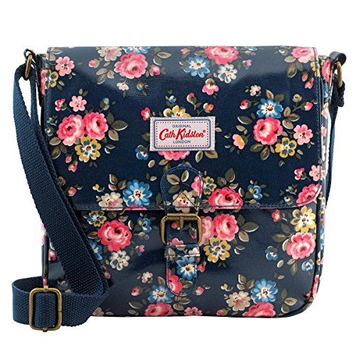 Cath Kidston Birds - Cath Kidston Oilcloth Mini Satchel Bag Crossbody Latimer Rose 16SS