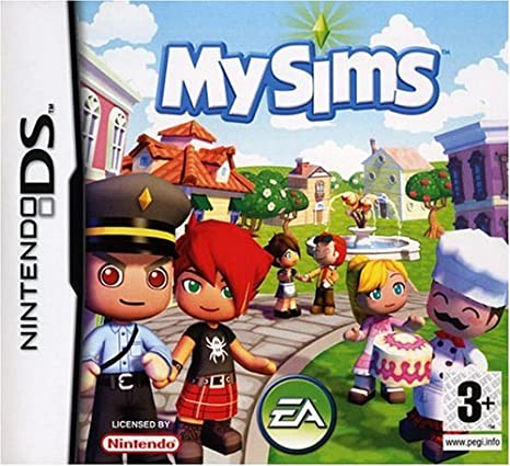 rencontres Sims NDS anglais