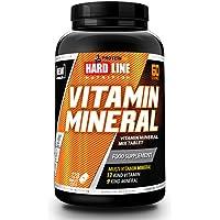 Hardline Vitamin Mineral 120 Tablet Vitamin Kompleks