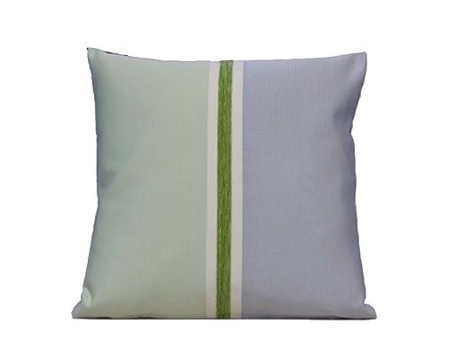Garotex marula funda de cojín, verde, 50 x 50: Amazon.es: Hogar