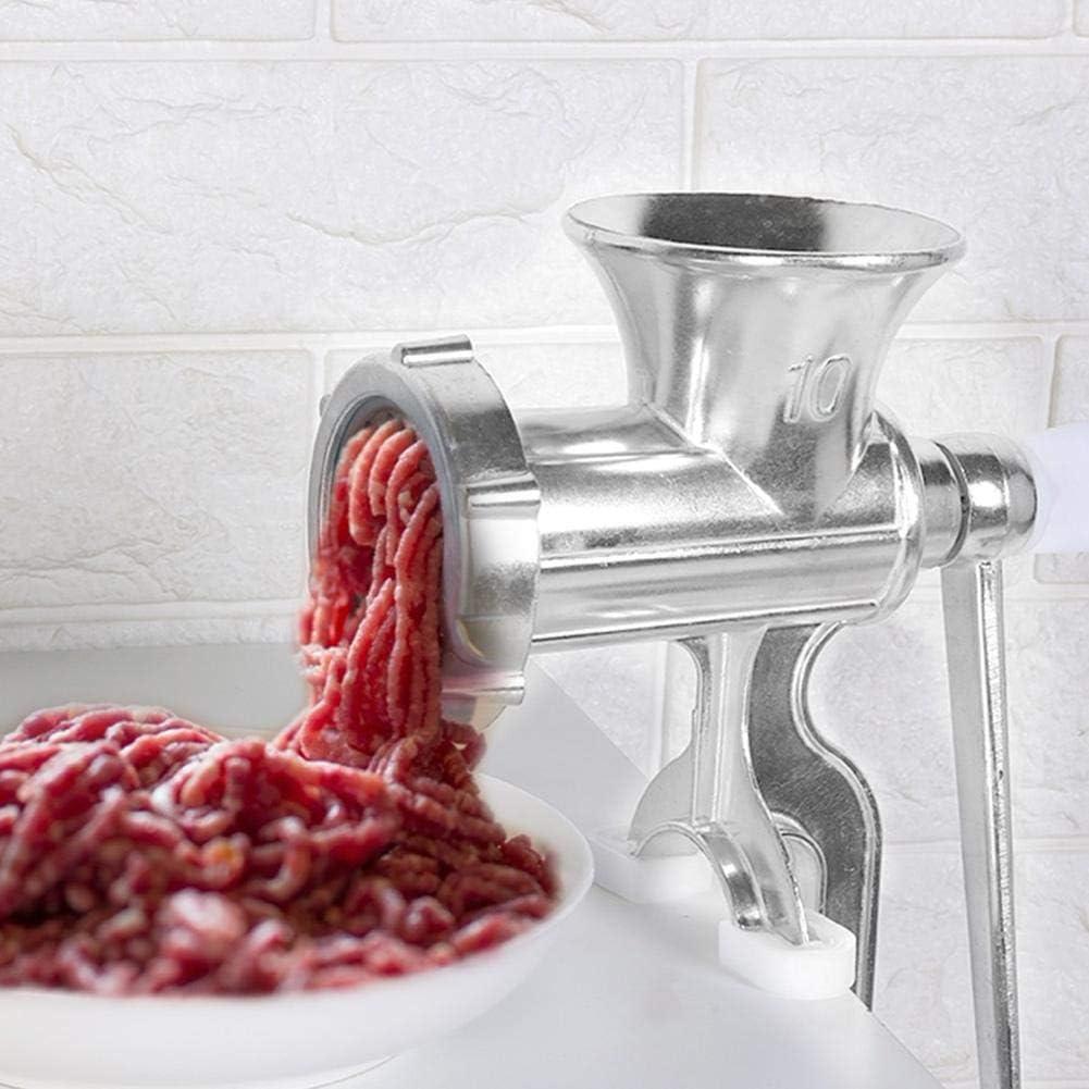 Máquina para picar carne, Picadora de carne no tóxica para el hogar resistente y duradera, Pimienta para triturar carne