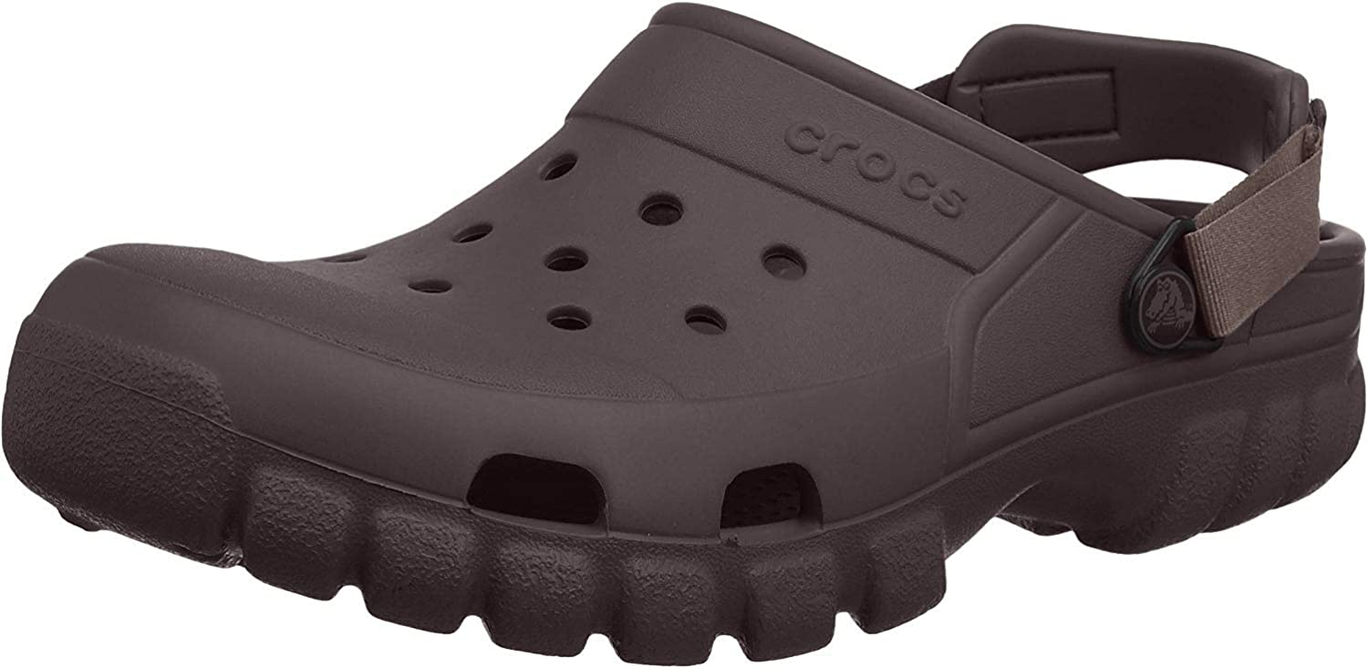 Amazon.com | Crocs Men's and Women's Offroad Sport Clog | Comfort Rugged  Outdoor Shoe With Adjustable Strap | Lightweight | Mules & Clogs
