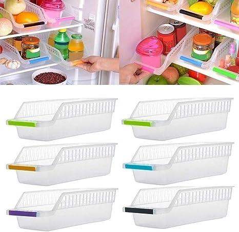 Organizador de Nevera Cajón del Refrigerador Caja de ...