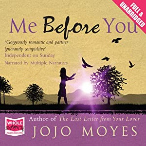Me Before You | Livre audio