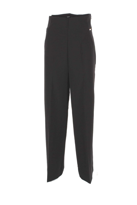 Guess Pantalone Donna 29 Nero W83b15 Waff0 Autunno Inverno 2018/19