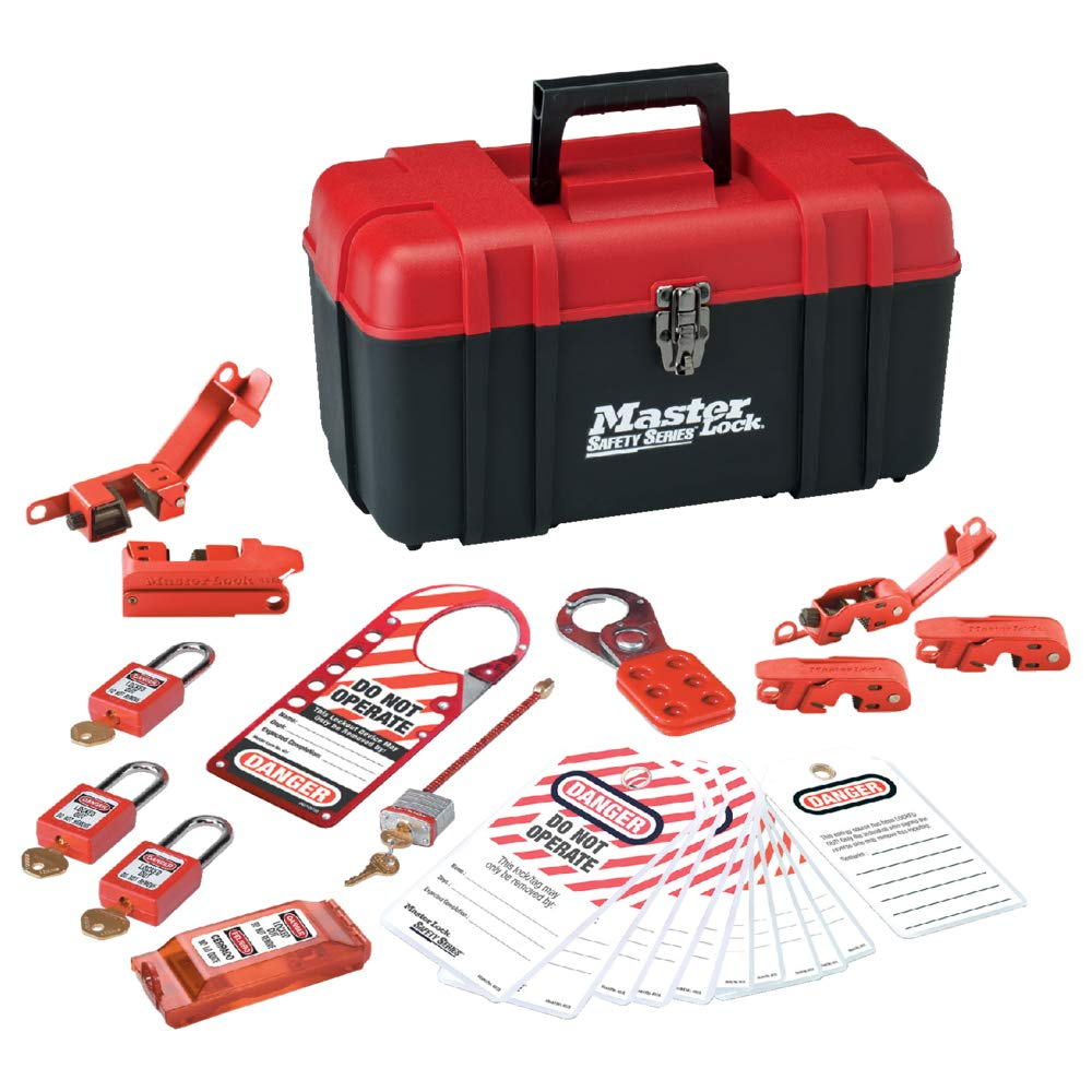 Master Lock Lockout Tagout Kit by Master Lock
