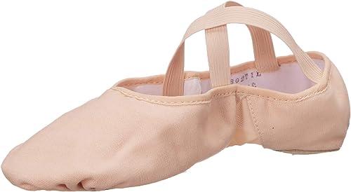 Bloch Dance Womens Pump Canvas Split Sole Ballet Shoe//Slipper