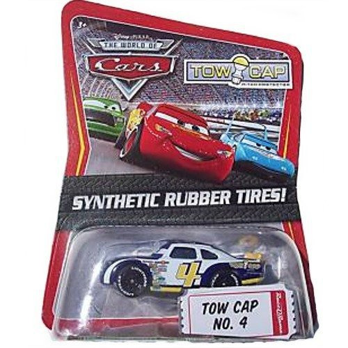 Disney / Pixar CARS Movie Exclusive 1:55 Die Cast Car with Sythentic Rubber Tires Tow ()