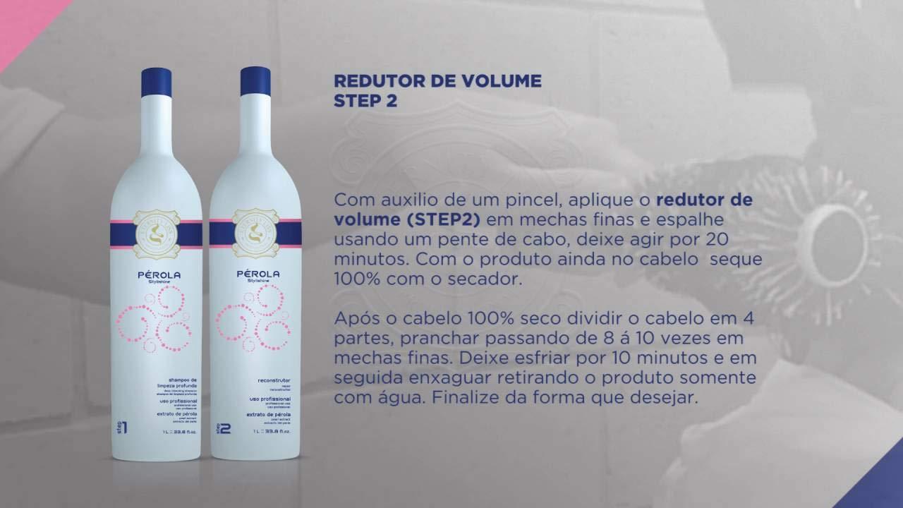 Eternity Liss Stylishine Pérola Brazilian Keratin Hair Straightening Treatment | Progressive Brush 2L