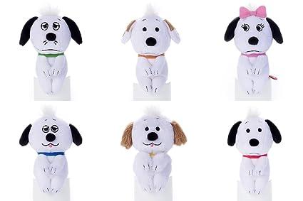 e6753a378060 Amazon.com  Extremely Rare Set! Peanuts Snoopy Daisy Hill Puppy Farm ...