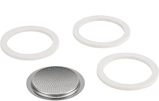 Amazon.com: Bialetti 07013 Filtro de acero inoxidable ...