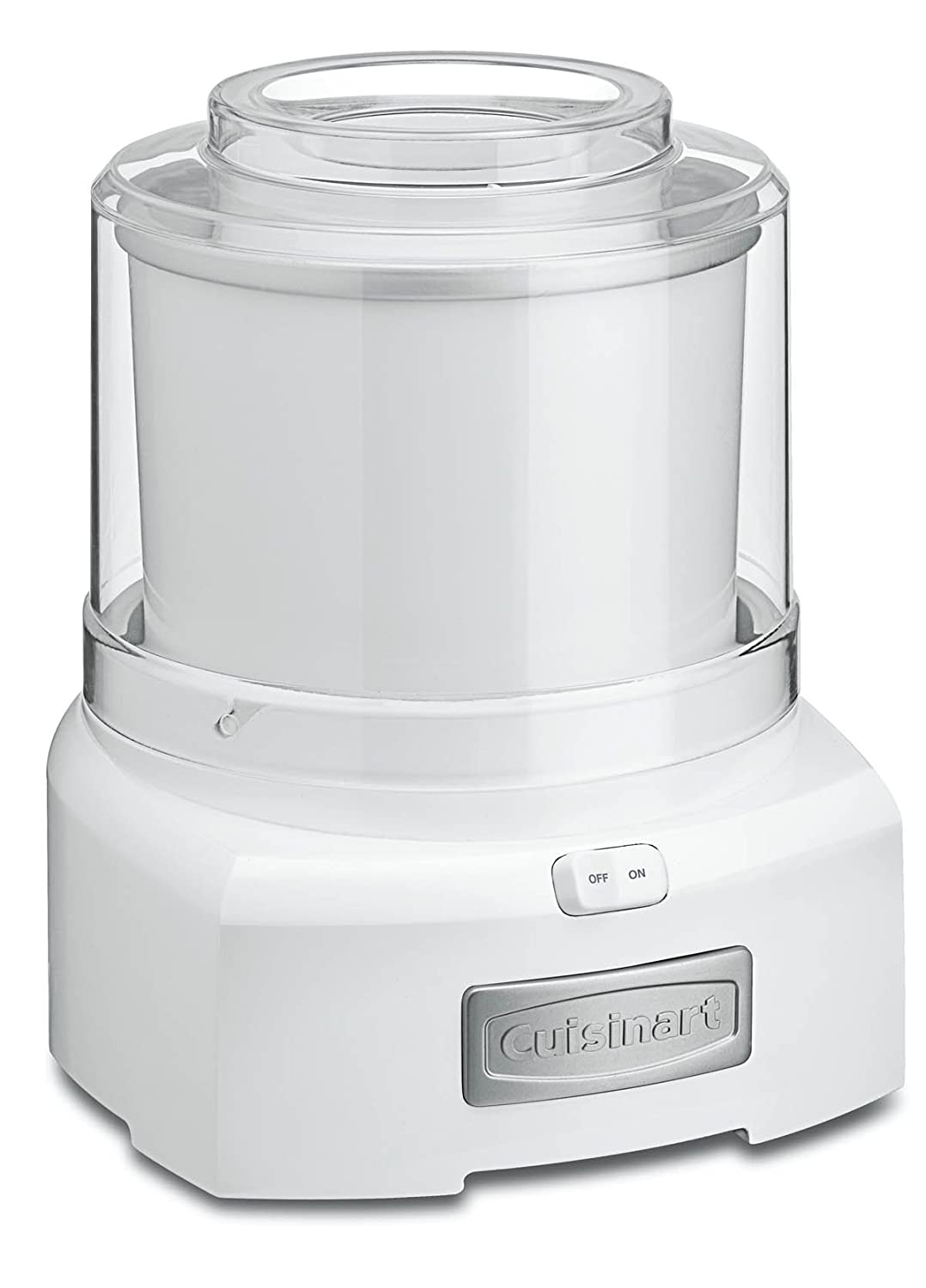 Cuisinart ICE-21 1.5 Quart Frozen Yogurt-Ice Cream Maker  REVIEW
