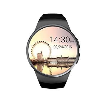 Impermeable Bluetooth Smart Watch Monitor de ritmo cardíaco ...