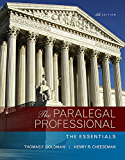 Paralegal Professional: The Essentials, The (2-downloads)