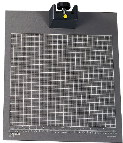 Kaiser 205517 18 X 20'' Grid Base Board (Black) by Kaiser