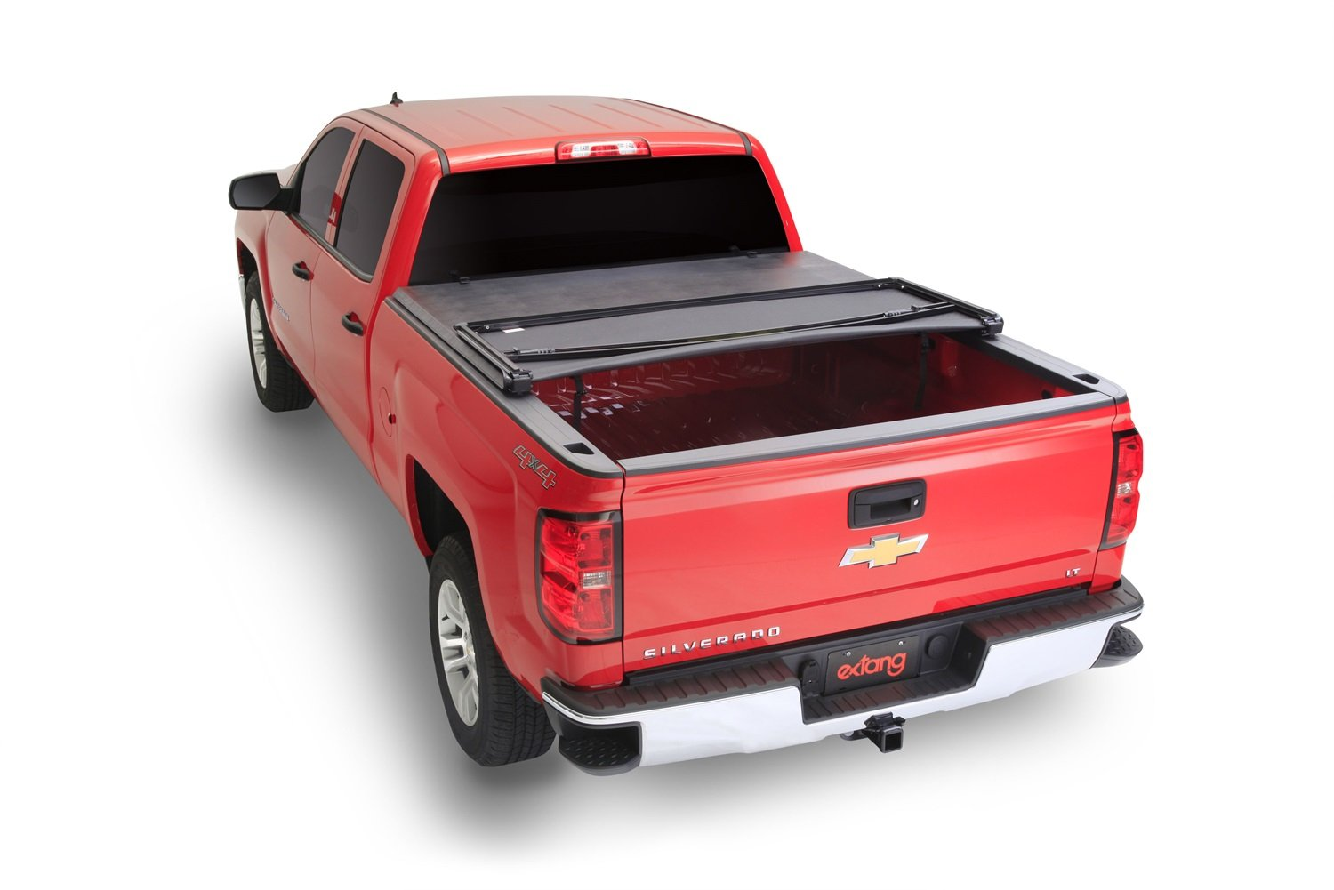 Extang 44645 Original Trifecta Trifold Truck Bed Cover 1961 Chevy C10 Short Fits Gmc Silverado Sierra 5 Ft 8 In 07 13 Without Track System Automotive